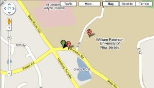 Get Directions to the second gubernatorial debate at William Paterson University